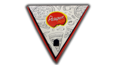Üçgen Pizza Kutusu