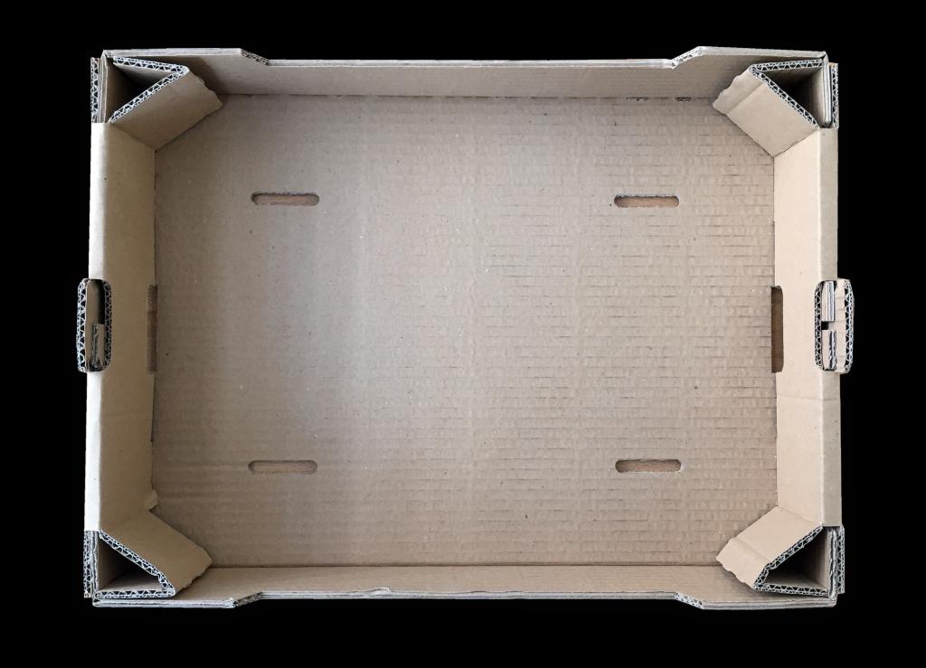 köşe takviyeli kutu