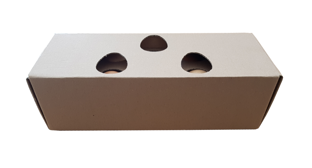 kraft yumurta kutusu