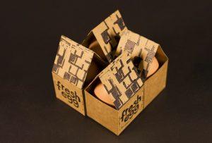4lü yumurta kutusu