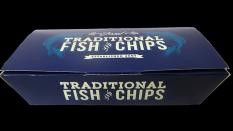 Fish&Chips Kutusu