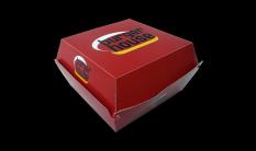 Fast Food Kutusu Üretimi
