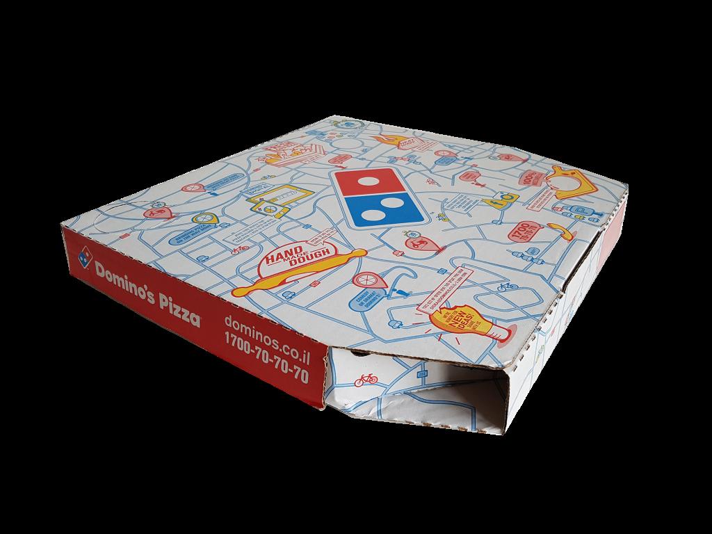dominos özel kesim pizza