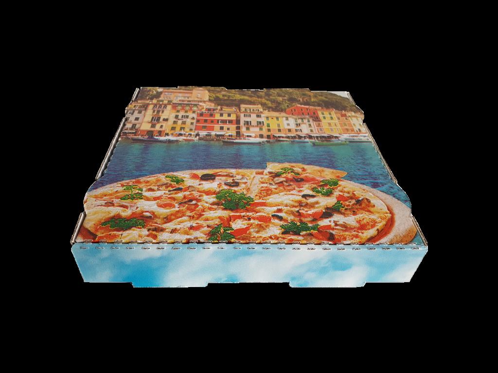 flekso baskı pizza kutusu