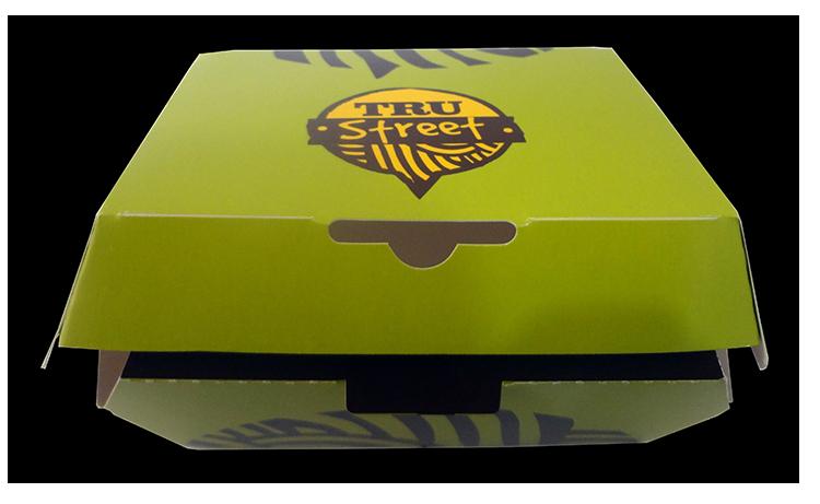baskılı hamburger kutuları