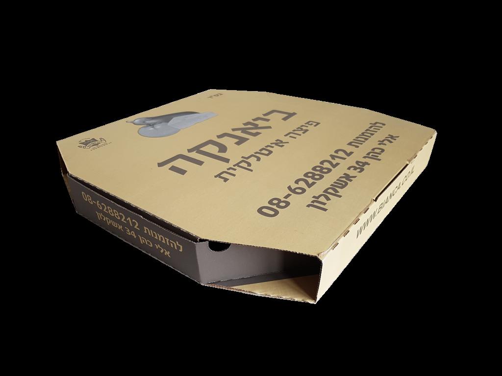 israil pizza kutusu ihracat