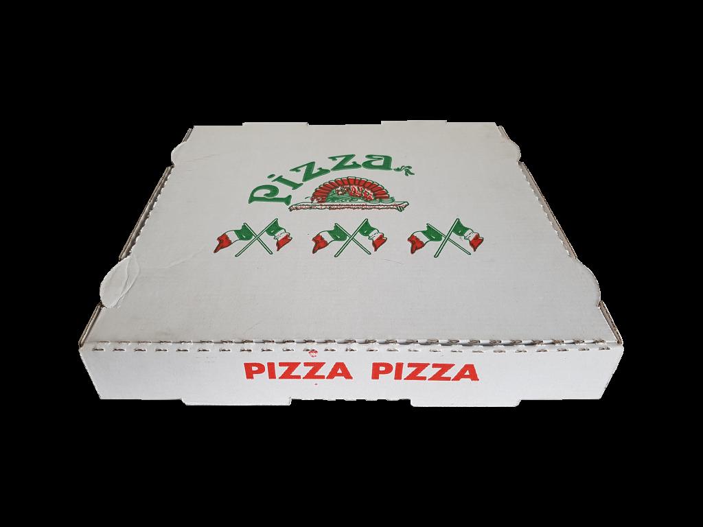 italyan pizza kutusu