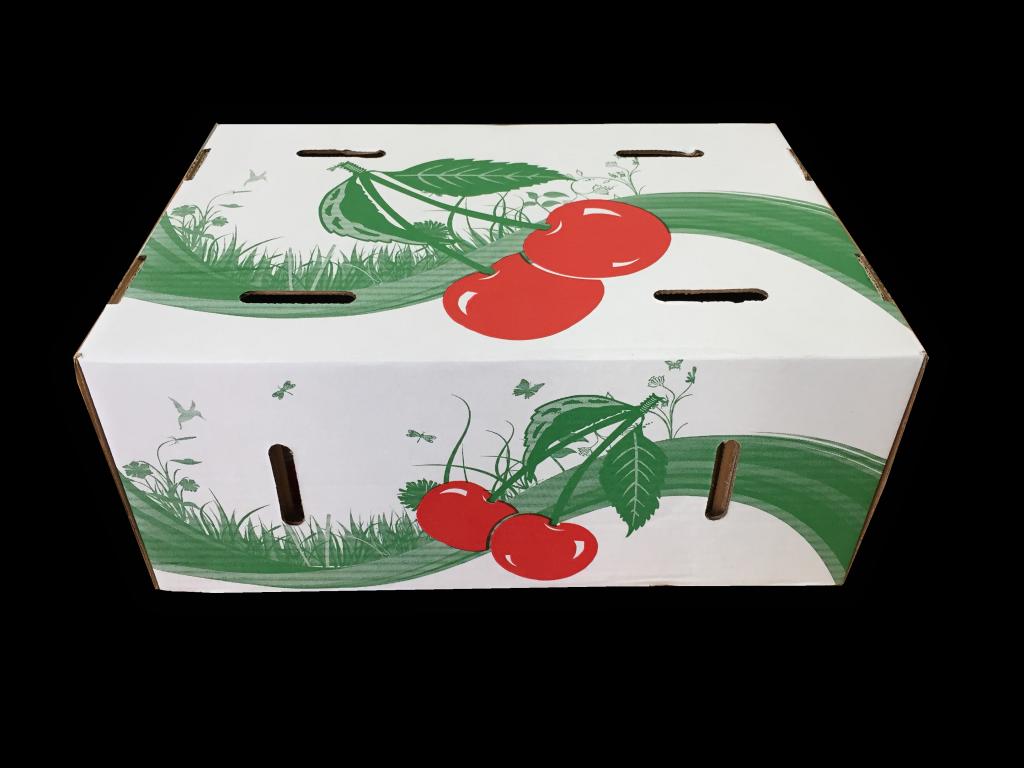 kiraz kutu 10 kglık