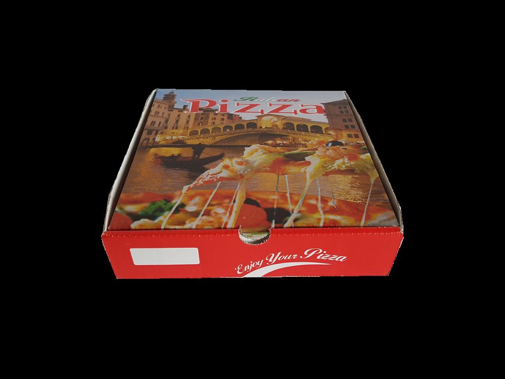 küçük boy pizza kutusu