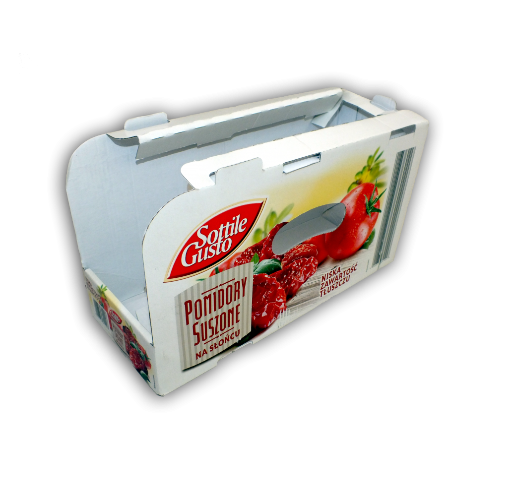 kuru domates kutusu