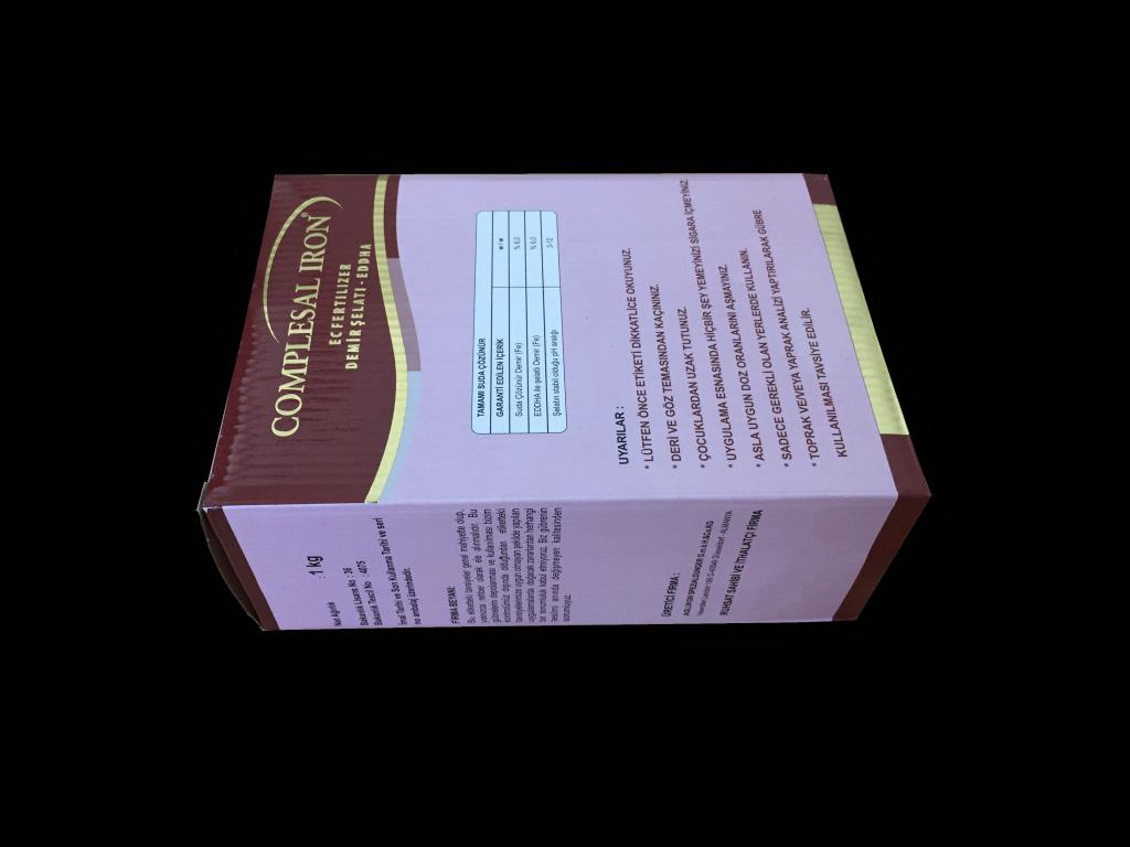 ofset baskılı ilaç kutusu