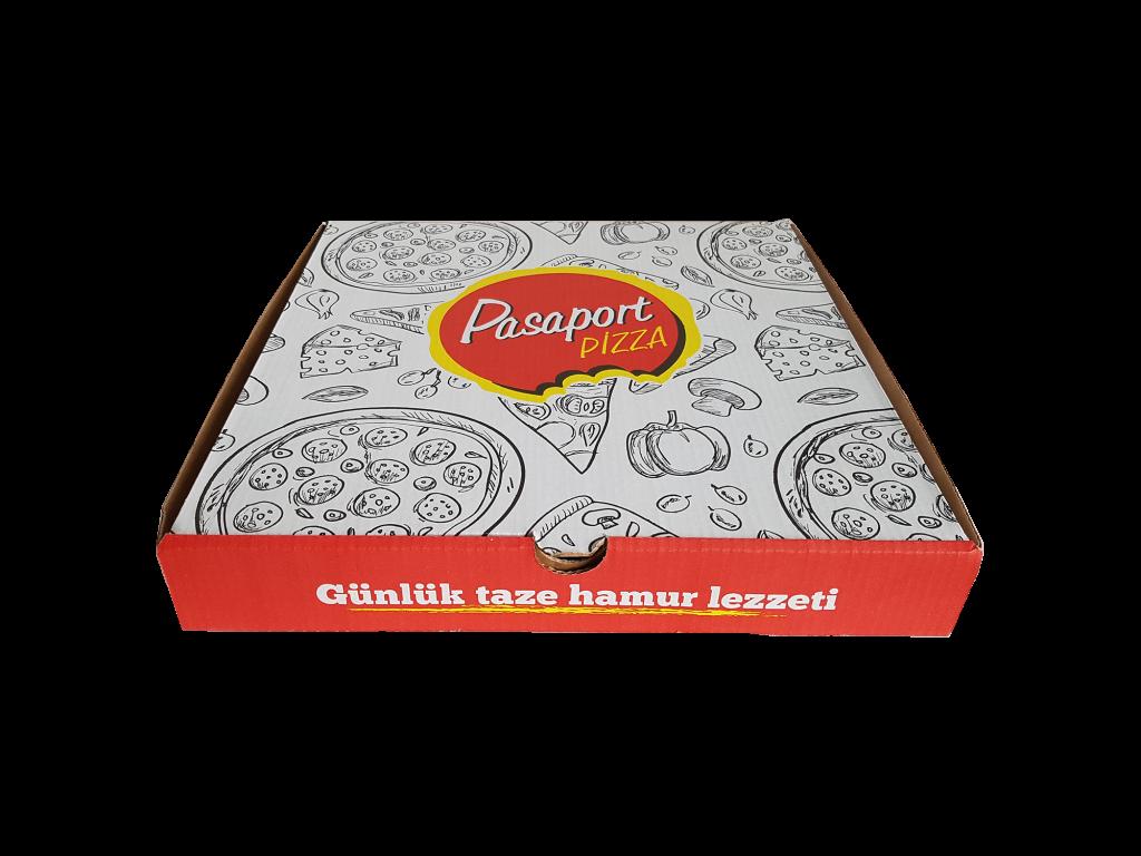 pasaport pizza kutusu