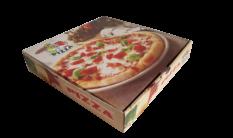 Pizza Kutusu Üretimi