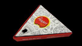 Dilim Pizza Kutusu