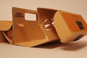 6lı seperatörlü yumurta kutusu