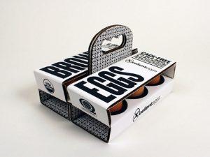 6lı tutamaçlı yumurta kutusu