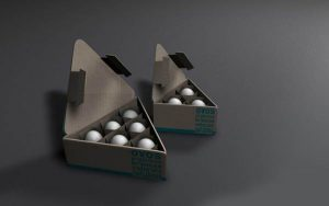 6lı yumurta kutusu