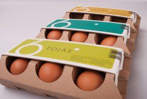 özel tasarım 6lı yumurta kutusu