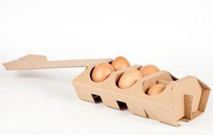 üstten geçmeli yumurta kutusu